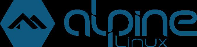 alpinelinux-logo